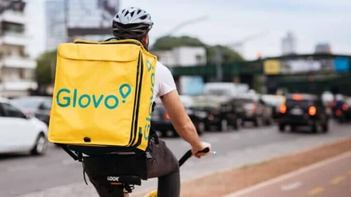 Glovo- pierwsze sukcesy hiszpańskiej aplikacji