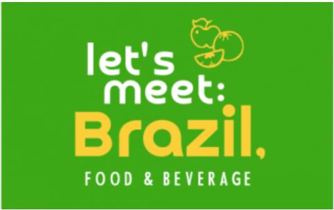 Let's Meet: Brazil, Food & Beverage- Wirtualne spotkania B2B