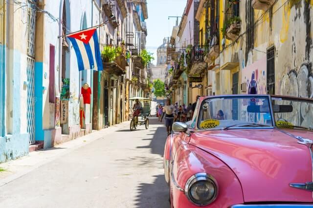 Wielkie zmiany gospodarcze Kuby