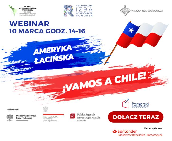 "Seminarium Online ""Ameryka Łacińska: ¡Vamos a Chile!"""