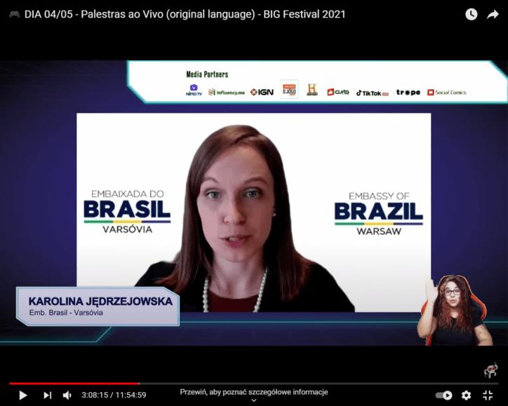 Współpraca w tworzeniu rywalizacji-rozwój polsko- brazylijskich kontaktów gospodarczych w branży gamedev